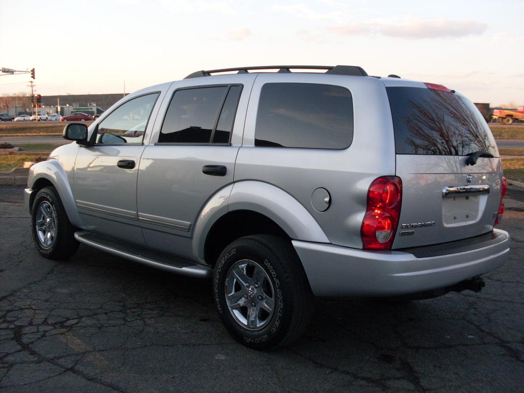 2007 Chevrolet Silverado 1500 Extended Cab >> Ride Auto: 2004 Durango Silver