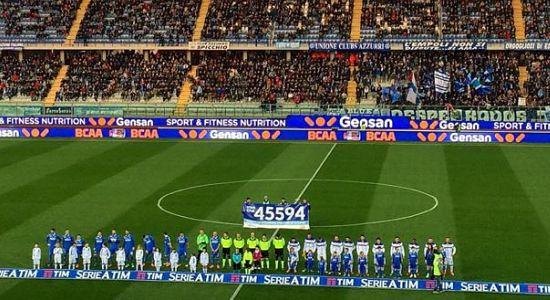 Empoli Sampdoria 1-1 highights video gol sintesi