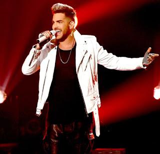 Video: Adam Lambert talks American Idol and music