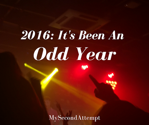 2016: It's Been An Odd Year