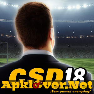 Club Soccer Director 2018 MOD APK unlimited money