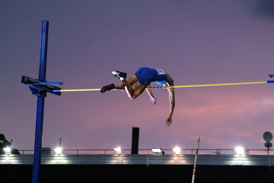 Sejarah Lompat Tinggi | ATURAN PERMAINAN