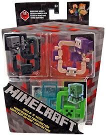 Minecraft Series 11 Wither Skeleton Mini Figure