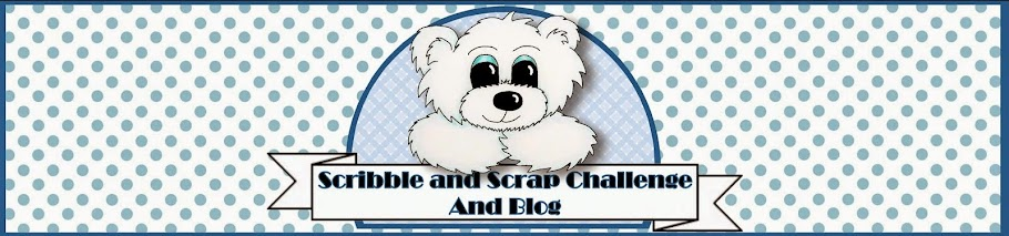 Scribble and Scrap Blog & Challenge