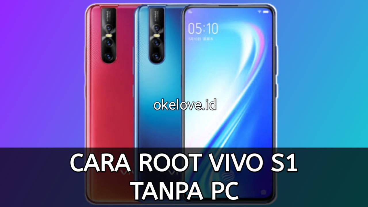 Cara Root Vivo S1 Tanpa PC