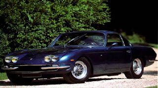 Dream Fantasy Cars-Lamborghini 400GT