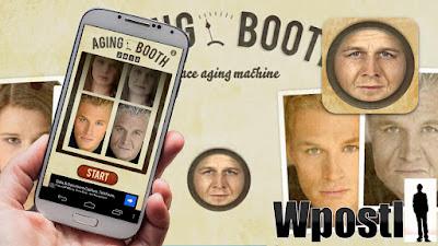 AgingBooth : كيف تحول صورة أي شخص لعجوز  تطبيق مجاني يسمع بتغير صورتك شخصة او صورة ملتقطة لشخص بحيث يظهر بانه كبير في العمر .. شرح البرنامج عبر الفيديو التالي فرجة ممتعة .