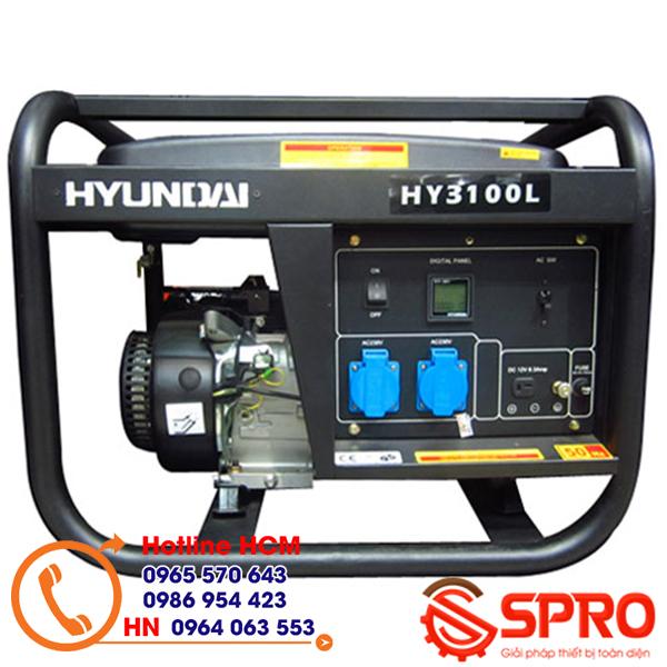 Máy phát điện chạy xăng Hyundai