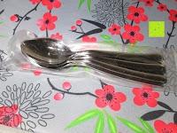 Verpackung: FOXAS® Edelstahl Suppenlöffel 6 Set Soup Spoons