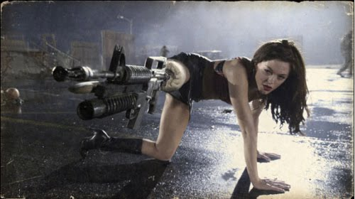 [818] Crítica :  Grindhouse: Planet Terror vs Death Proof