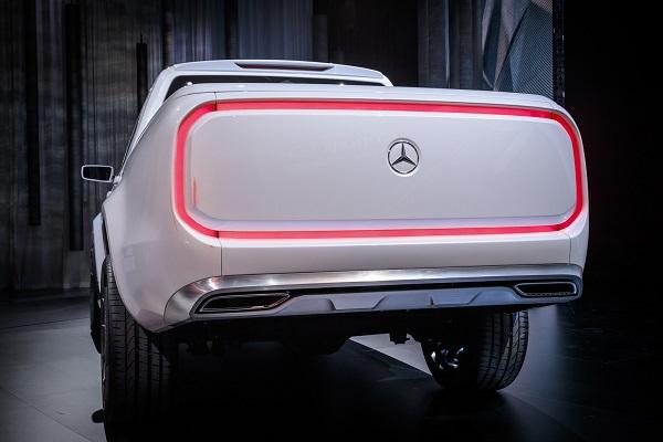 Mercedes Benz Clase X Stylish Explorer