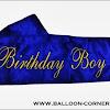 Selempang BIRTHDAY BOY / Sash BIRTHDAY BOY (Murah)