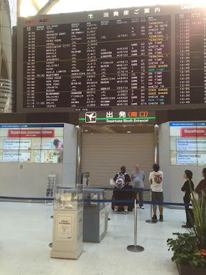 安全思想が違う 日本の空港と海外の空港