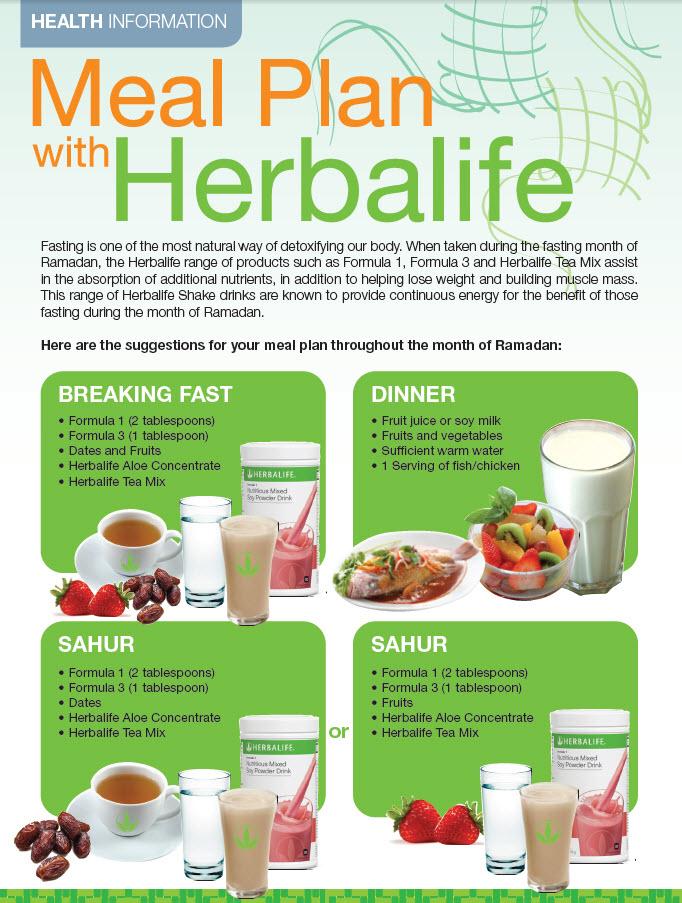 Weight Loss Diet Herbalife