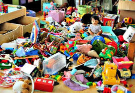 how to get rid of too many toys