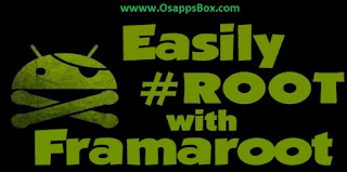 FramaRoot (One Click Root) APK Official Latest For Android 1