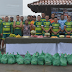 """Benção, café da manhã, entrega de cestas básica, missa e confraternização, marcam os quatro anos de existência do grupo """"Eu Atleta"""" de Cajazeiras"""