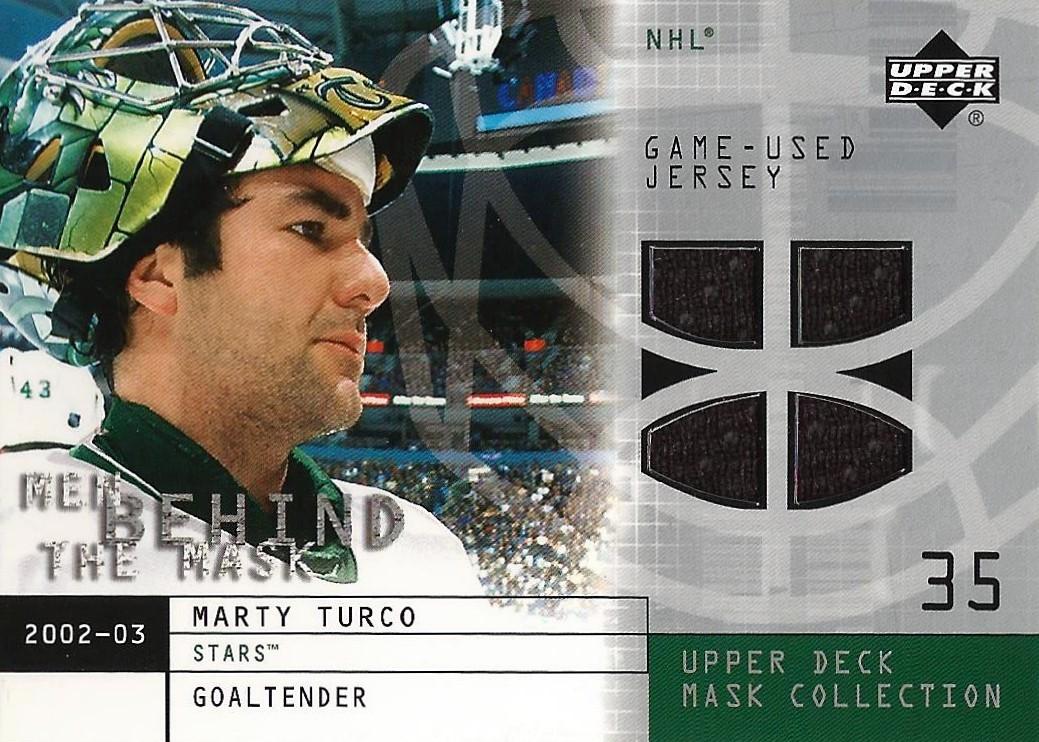 I Love Goalies!: Marty Turco 2010-11 Mask  |Marty Turco Mask