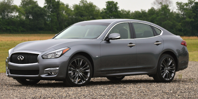 2017 Infiniti Q70L 5.6 AWD Review