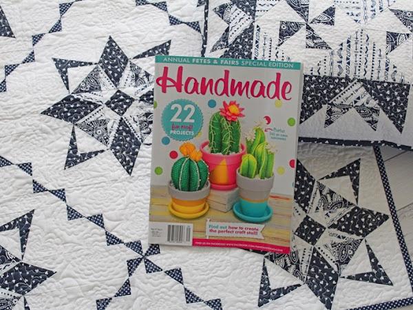 Handmade Magazine- Sapphire and Deuce