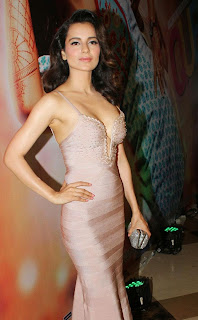 Kangna Ranaut always wears special party wear