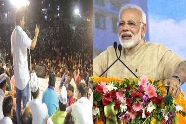 मोदी के लिए बुरी खबर, उनके गाँव बडनगर पर कांग्रेस का राज, हार्दिक पटेल का जातिवाद जीता