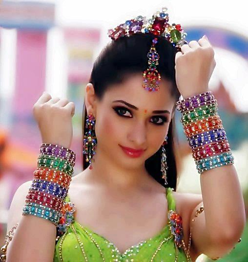 exquisite and enticing Tamanna from himmatwala