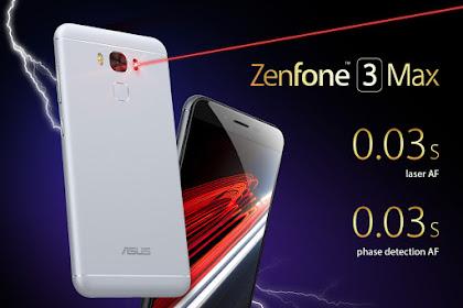 Alasan Memilih ZenFone 3 Max Sebagai Smartphone Anda