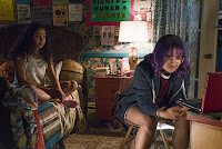 Allegra Acosta and Ariela Barer in Marvel's Runaways (1)