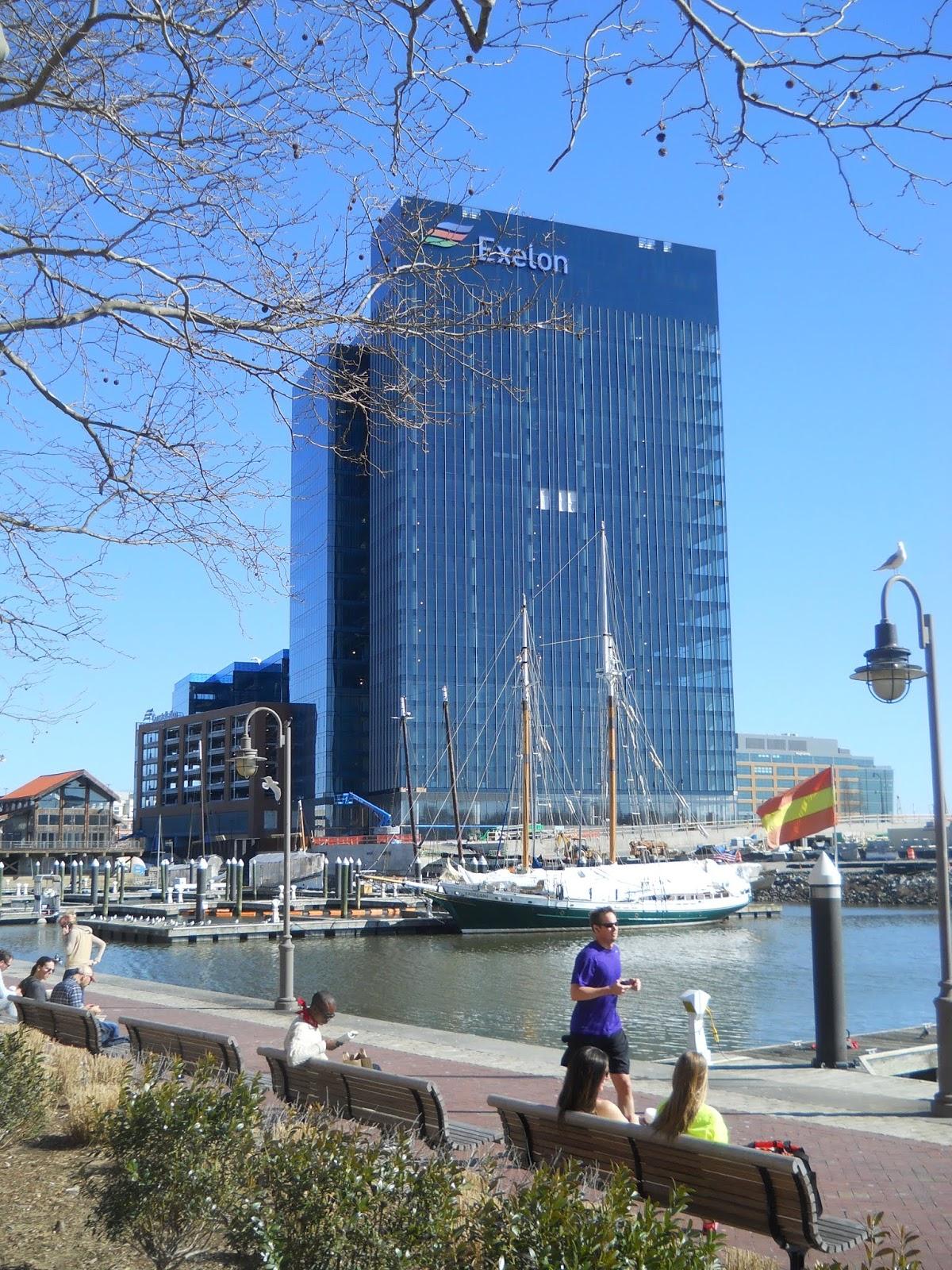 Baltimore City\'s Past Present and Future
