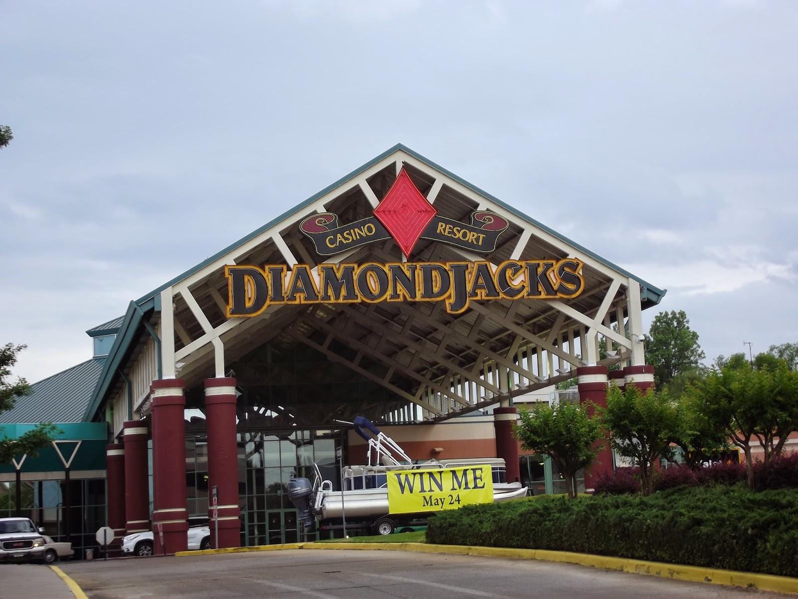 Diamond jacks casino bossier city