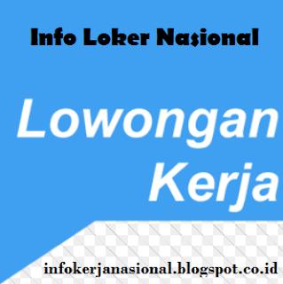 Info Lowongan Kerja Tangerang