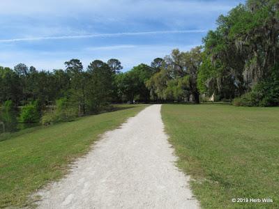 Pedrick Pond Park Trail