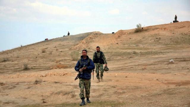 Η Τουρκία συνεχίζει τον βρώμικο ρόλο της στη Συρία