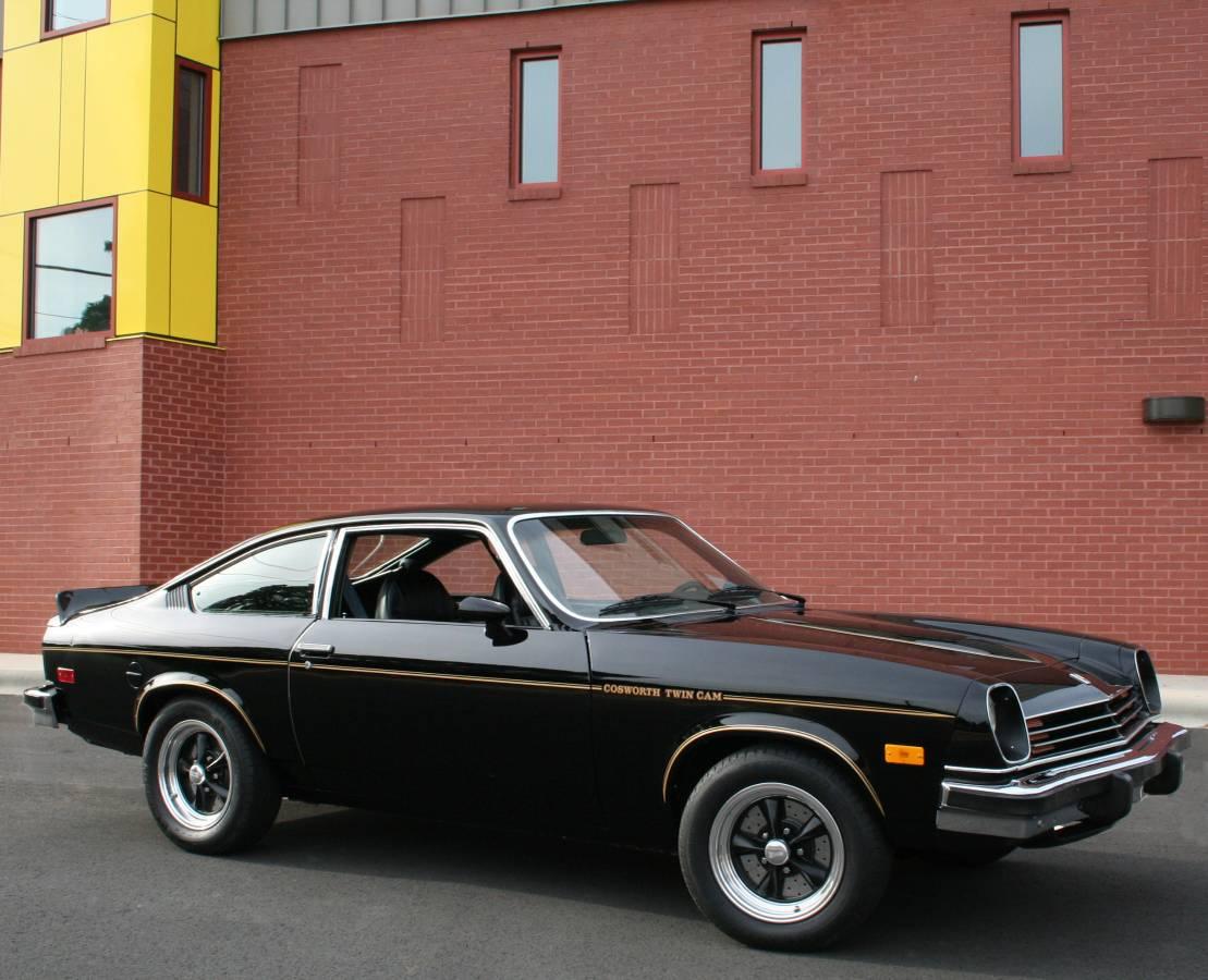 Solstice Drivetrain: 1976 Cosworth Vega