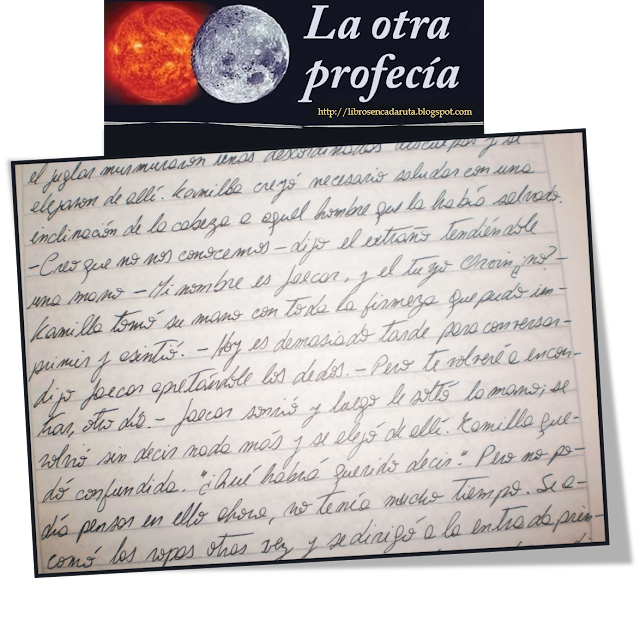 Profecia_manuscrito