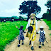 Photogist: Madonna Finally Admits Adoption Of Twin Girls With Pictures
