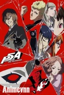 Persona 5 the Animation: Dark Sun -  2019 Poster