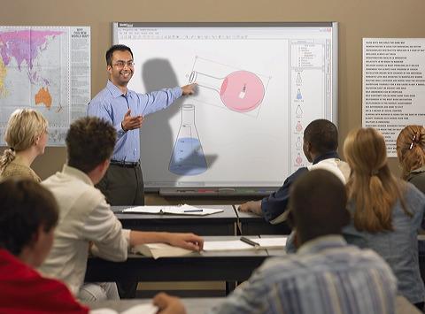 Information Smart Board 885ix2 Interactive Whiteboard System