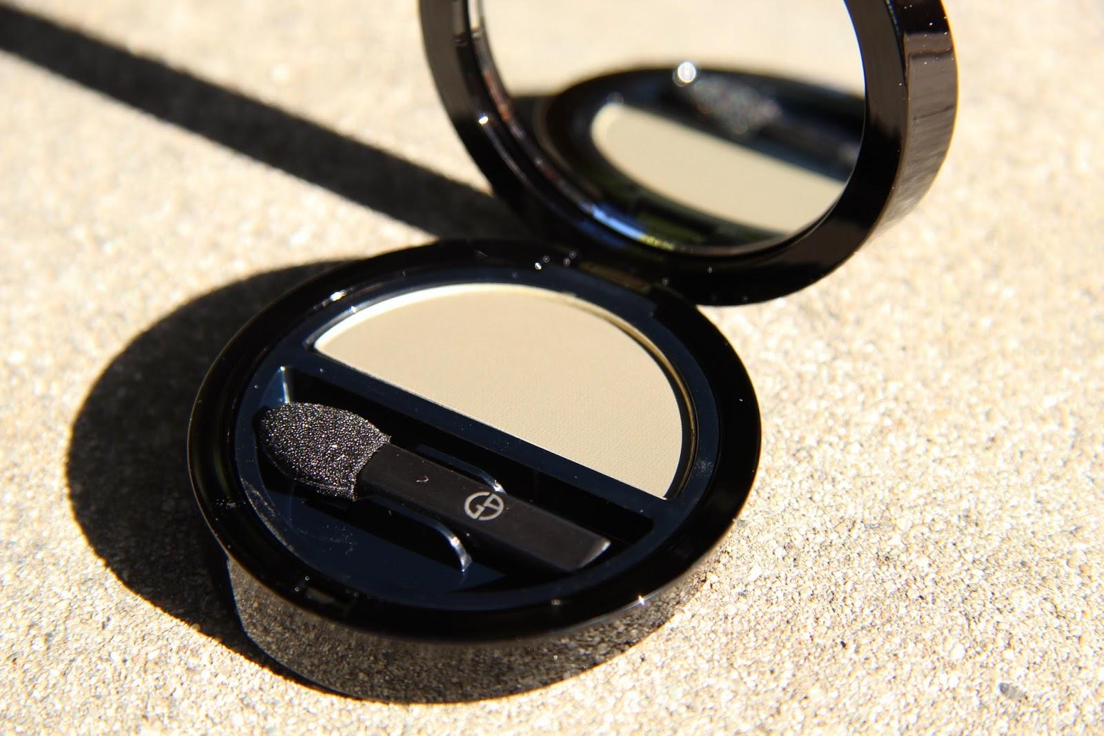 meganscribbles: Giorgio Armani Eyes to Kill Solo Eyeshadow