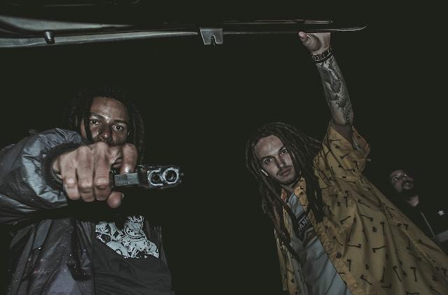 Imperum Squad lança sua 1ª Mixtape IMPXRVM