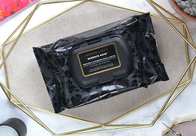 Nannette de Gaspe Essence Noir Cleansing Cloths Review