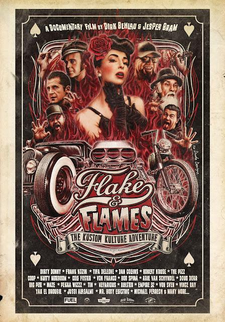 Flake & Flame