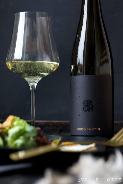 Wein, kochen, Essen, Ludwig von Kapff, Weinversand, Oster, Nachtisch, Menü