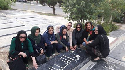 Iran: Anniversary of Neda Agha-Soltan, symbol of the 2009 uprising 21 June 2016