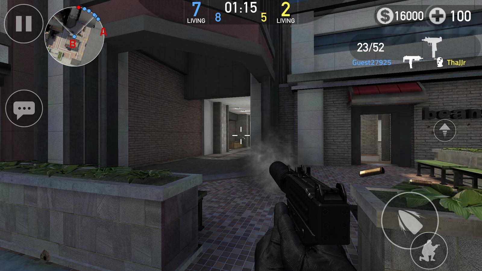 Forward Assault MOD APK terbaru