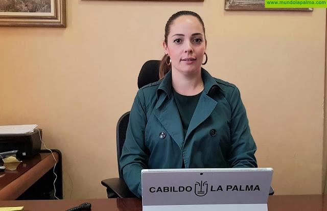 Medio Ambiente colaborará con los ayuntamientos palmeros en las labores de limpieza y desinfección de los municipios