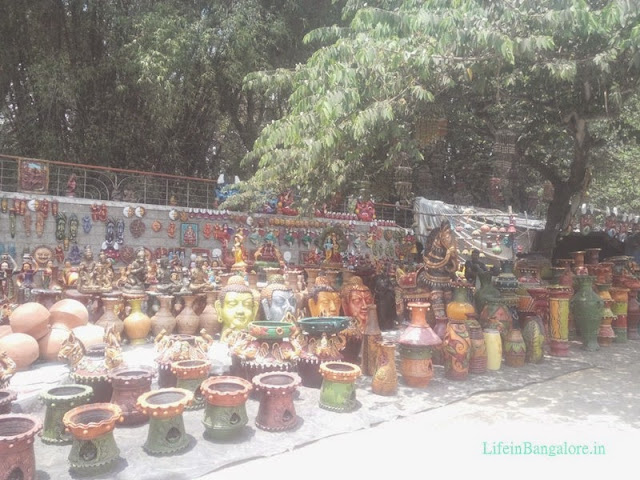 Bengaluru Home Decor Shop @ Footpath
