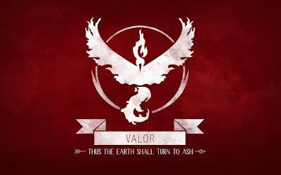 Wallpaper Team Valor Pokemon Go Untuk Android