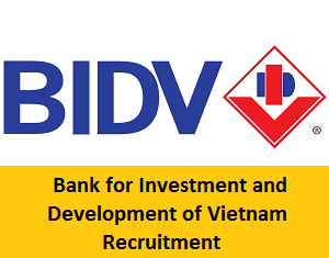 BIDV Recruitment 2017-2018